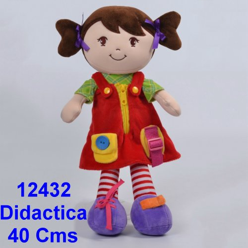 PEPONA DIDACTICA 40 CMS