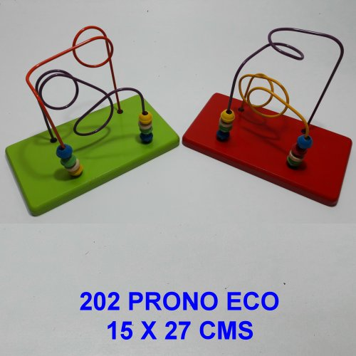 PRONO CHICO LINEA ECO 15 X 27 CMS