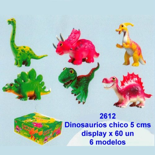 DINOSAURIOS COMICS SOFT MINI