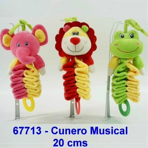 CUNERO MUSICAL ANIMALITOS ACORDEON