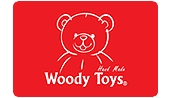 WOODY TOYS PELUCHES